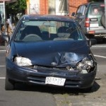 car accident injury lawyer image of car accident